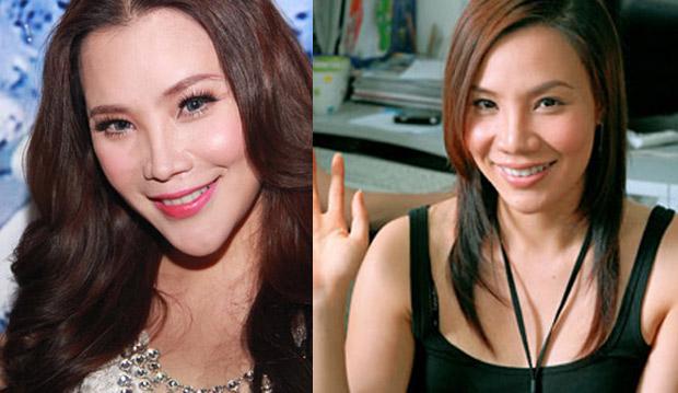 Ai gọt mặt V-line đẹp nhất showbiz Việt? 2