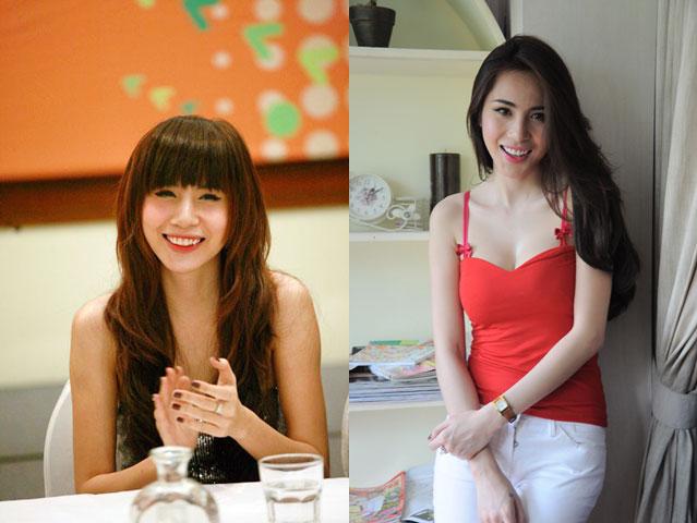 Ai gọt mặt V-line đẹp nhất showbiz Việt? 4