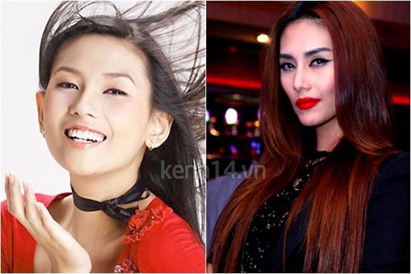 Ai gọt mặt V-line đẹp nhất showbiz Việt? 6