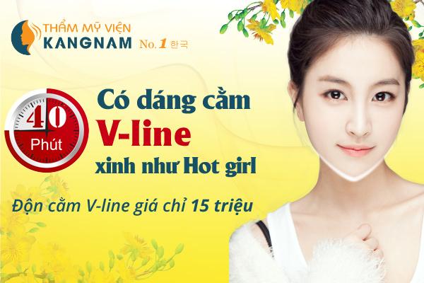 Tại Kangnam độn cằm có an toàn không thưa bác sĩ? 1