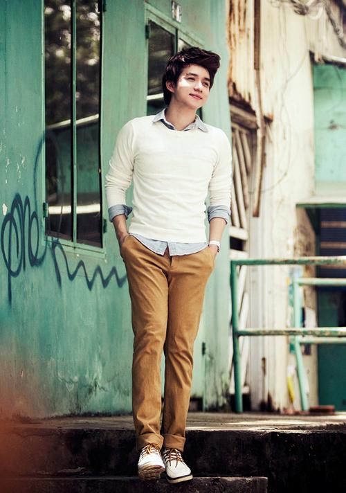 Hotboy gọt mặt giống Lee Min Ho: Cuộc đời đã mỉm cười với tôi! 4