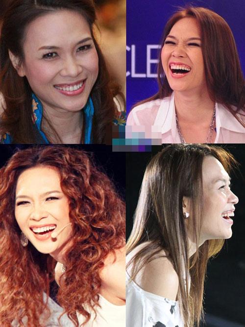 """Những nụ cười hở lợi kém duyên """"dìm hàng"""" sao Việt 2"""