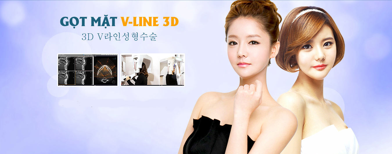 Phẫu thuật gọt mặt V line 3D công nghệ HOT nhất 2016