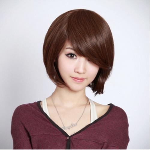 Chọn kiểu tóc cho mặt tròn - Cập nhật xu hướng 13