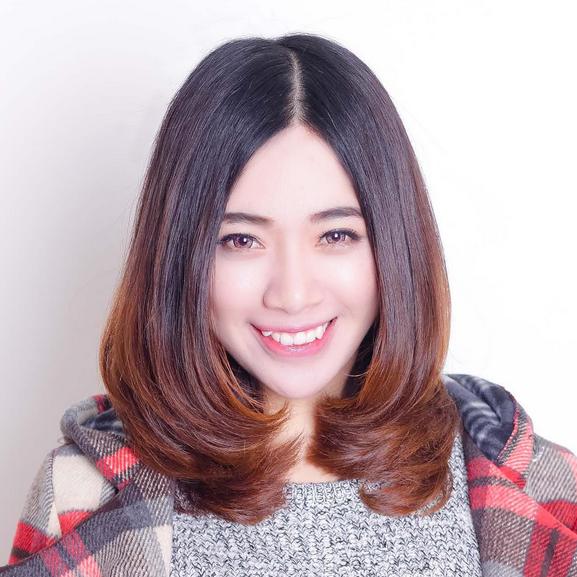 Chọn kiểu tóc cho người mặt to đúng chuẩn 2