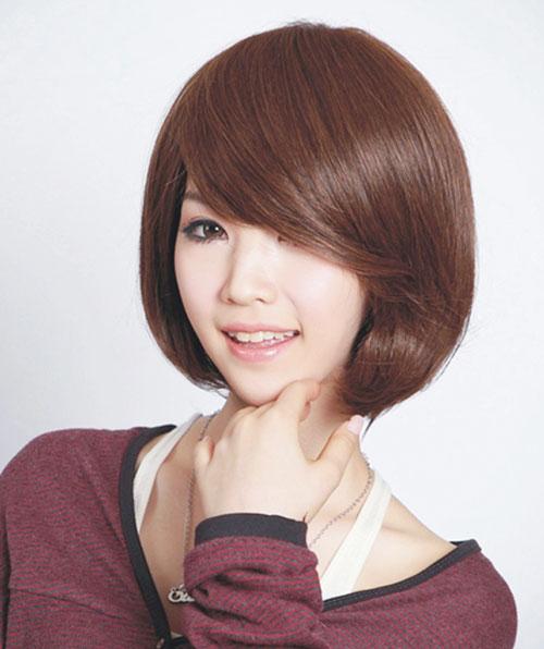 Chọn kiểu tóc phù hợp với khuôn mặt - F5 phong cách 6