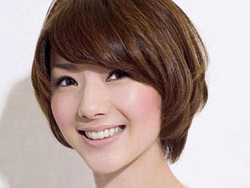 Chọn kiểu tóc phù hợp với khuôn mặt - F5 phong cách 4