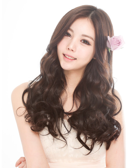Những kiểu tóc cho mặt tròn thêm đẹp hơn