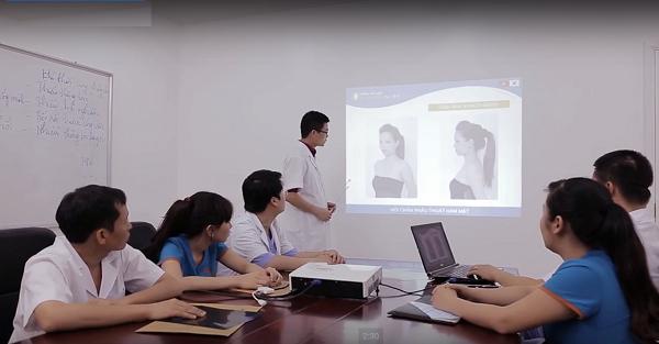 Câu chuyện Gọt mặt của cô nàng DJ tại Bệnh viện Thẩm mỹ Kangnam 9