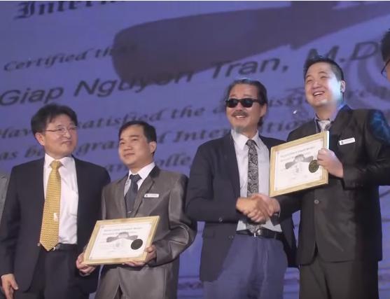 Kangnam chính thức là thành viên Hiệp hội Thẩm mỹ Hàn Quốc 2