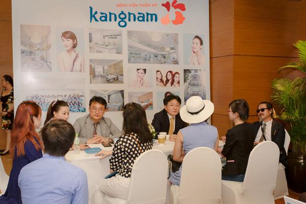 Kangnam địa chỉ thẩm mỹ gọt mặt uy tín