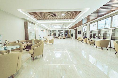 Cơ sở vật chất hiện đại chỉ duy nhất BVTM Kangnam đáp ứng đầy đủ