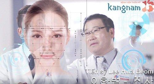 Chuyên gia tư vấn về quy tình gọt mặt V line tại Kangnam