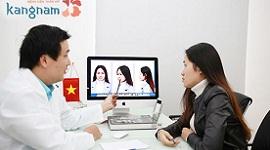 Giá phẫu thuật độn cằm hết bao nhiêu tiền tại BVTM Kangnam?