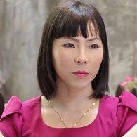 Chị Thu Hiền thay đổi cuộc sống sau thẩm mỹ khuôn mặt V line