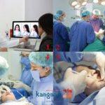 """Zoom cận cảnh bác sĩ Kangnam """"giải cứu cằm lẹm"""" cho khách hàng"""